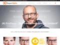 Détails : ExperOptic, la précision en ligne