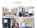 Voir la fiche détaillée : Luxoria : cabinet d'architecture intérieur à Nice, Cannes et Paris
