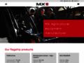 MX : outils de relevage avant pour tracteurs
