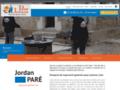 Jordan PARÉ, Maçonnerie générale à Caen