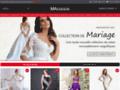 Détails : Robe de Mariée en Ligne - Mafashion.fr