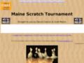 Details : Maine Scratch Tournament
