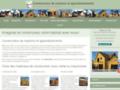 Détails : Maison eco malin bois ou métal