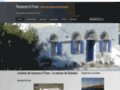 Voir la fiche détaillée : Louez une maison traditionnelle à Tinos