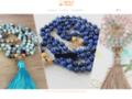 Détails : Mala Mantra : vente de bijoux spirituels