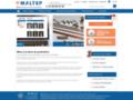 Détails : Maltep : Matériel de protection foudre en Alsace