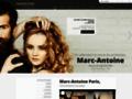 Détails : Marc Antoine coiffeur visagiste Paris
