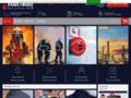 Voir la fiche détaillée : Vêtements pompiers 67