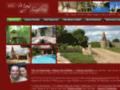 Voir la fiche détaillée : Gîtes et Cabane perchée Mas de Saillac