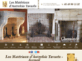 Détails : Les Matériaux d'Autrefois Tavarès