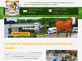 Détails : Aménagement d'étables, porcheries et poulaillers en Vendée