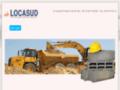 LOCASUD, vente – location – réparation de matériel BTP
