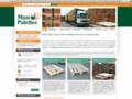 Détails : Recyclage de palettes en bois, Nord-Pas-de-Calais