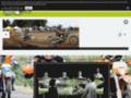 Détails : Le site du Moto Club Boussaquin