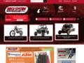 Détails : Meca'System : accessoires moto de cross et d'enduro, protections carbone et alu