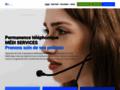 Voir la fiche détaillée : Permanence téléphonique médicale avec Médi Services