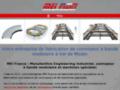 Détails :  Constructeur de convoyeurs à bande modulaire