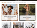 Miss Léopard | Marque de vêtement léopard pour femme