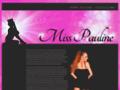 Détails : Miss Pauline, artiste transformiste professionnelle, meneuse de revue
