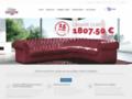 Mister Design - vente canapé panoramique design