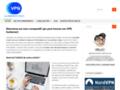 Détails : Obtenir les meilleurs VPN