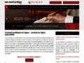 Détails : Conseillers juridiques en ligne dans toutes les branches du Droit