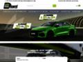 Détails : Film teinté pour voiture