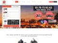 Voir la fiche détaillée : Chauffeur de taxi moto à Paris