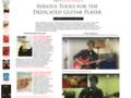 Details : Monster Guitar
