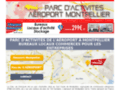 parc d'activités aéroport Montpellier