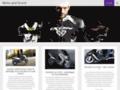 Détails : Pièces moto et équipements