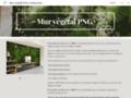 Détails : Mur vegetal PNG créateur de mus vegetaux