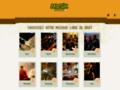 Musicscreen - Catalogue de musique libre de droit