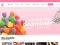 Le Navire des Gourmands, vente de bonbons en ligne
