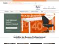 Mobilier de Bureau: Armoire, Bureau, Fauteuil - Negostock