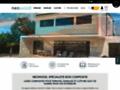 Voir la fiche détaillée : terrasse en bois composite
