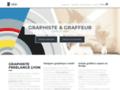 Détails : graphiste freelance