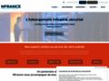 Nfrance : hébergement web