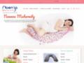 Les coussins de grossesse en ligne avec Noenza Maternity