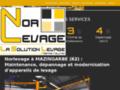 Détails : Norlevage : équipements de levage et manutention Lille (59)