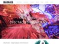 Détails : Danseuses bresiliennes - Revue brésilienne -  Oba Brasil