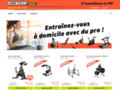 Détails : Choisissez l'efficacité du vélo elliptique!