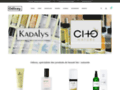 Voir la fiche détaillée : Odicey, la boutique des produits de beauté bio