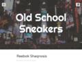 old school sneakers