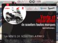 Oliv'Scooter, vente et réparation de scooter, Paris 19ème
