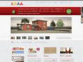 Voir la fiche détaillée : OMEA maison bois et agrandissement ossature bois