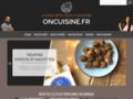 Voir la fiche détaillée : OnCuisine.fr - La cuisine Rapide Gourmande et Facile