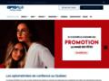 Voir la fiche détaillée : OptoPlus | Lunettes de vue & Lunettes de soleil | Optométriste