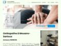 Osteopathe henrion à Mouans-Sartoux