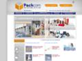 Voir la fiche détaillée : Tout votre emballage en ligne sur Packcom - Vente d'emballage en ligne